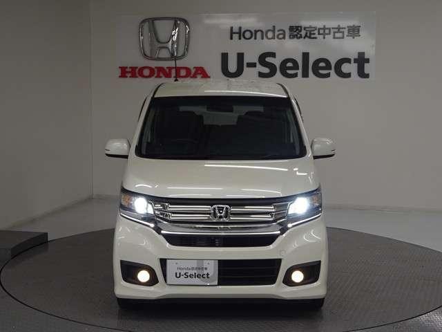 「ホンダ」「N-WGNカスタム」「コンパクトカー」「愛媛県」の中古車5