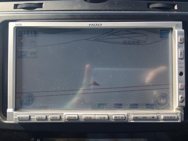 トヨタ マークX 250G Fパッケージリミテッド HDDナビ ETC