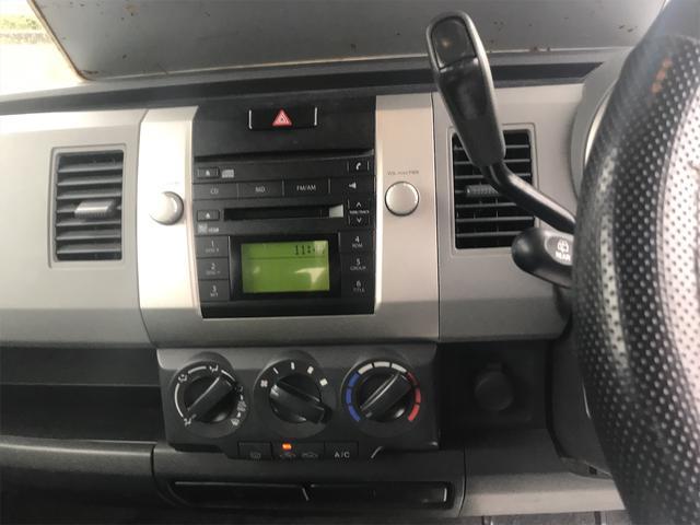 FX-Sリミテッド CDデッキ AT ベンチシート 軽自動車(10枚目)