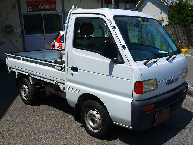 スズキ スズキ トラック660KC 3方開 4WD
