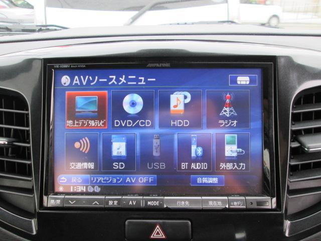 TターボSエネチャ-ジ・レーダ-ブレ-キ・8型HDDナビTV(16枚目)