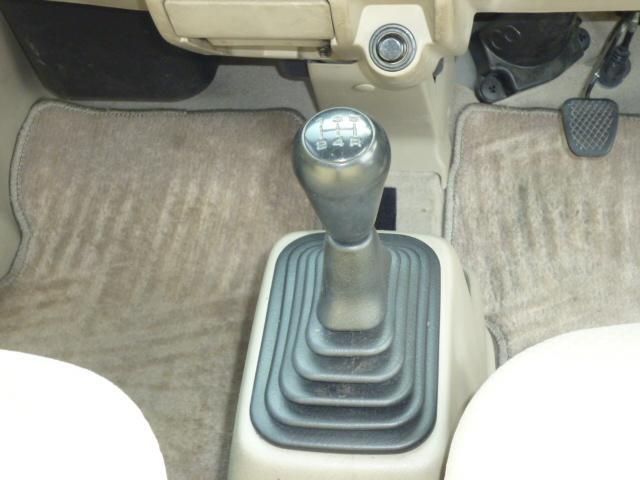ホンダ バモス M 4WD 5MT キーレス