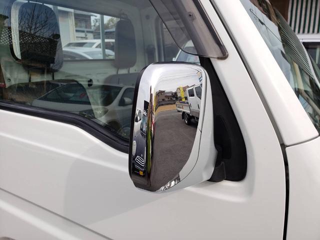 SDX ワンオーナー 4WD エアコン パワステ 5MT 社外14インチアルミホイール ドアノブフロントグリルメッキパーツ(8枚目)