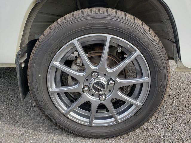 SDX ワンオーナー 4WD エアコン パワステ 5MT 社外14インチアルミホイール ドアノブフロントグリルメッキパーツ(10枚目)