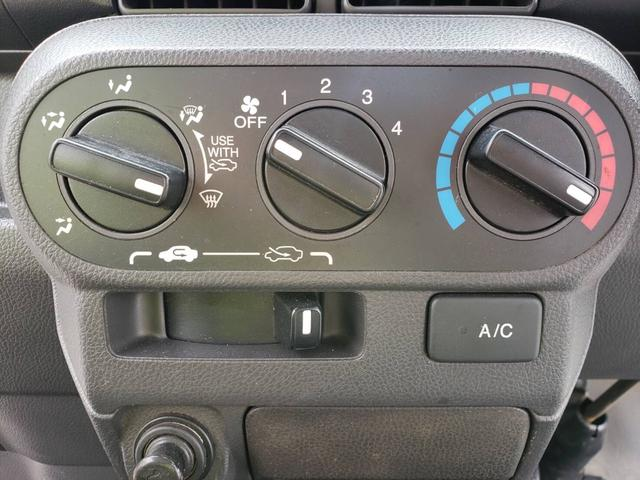 SDX ワンオーナー 4WD エアコン パワステ 5MT 社外14インチアルミホイール ドアノブフロントグリルメッキパーツ(21枚目)