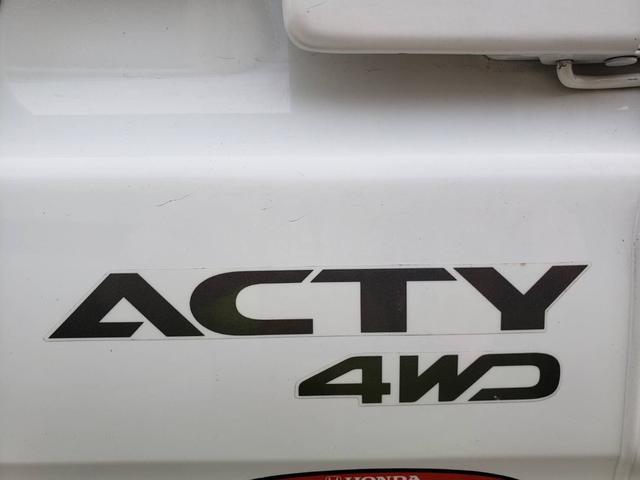SDX ワンオーナー 4WD エアコン パワステ 5MT 社外14インチアルミホイール ドアノブフロントグリルメッキパーツ(24枚目)