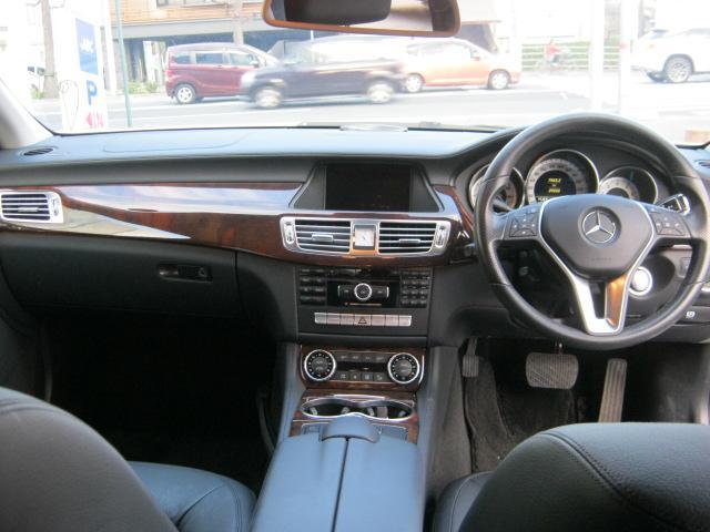メルセデス・ベンツ M・ベンツ CLS350 ブルーエフィシェンシー 純正HDDフルセグナビ