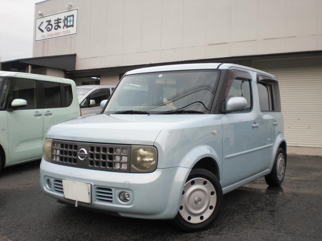 「日産」「キューブ」「ミニバン・ワンボックス」「愛媛県」の中古車19