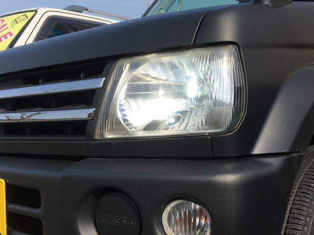 XR パートタイム4WD・マットブラック・LEDヘッドライト・ナビ・フルセグ地デジ(17枚目)
