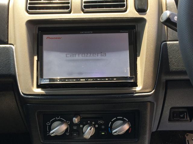 リミテッドエディションVR リフトアップ 切り替え式4WD ターボ ルーフキャリア 車検R5年2月4日(10枚目)