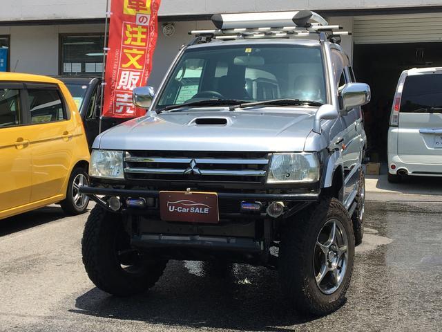 リミテッドエディションVR リフトアップ 切り替え式4WD ターボ ルーフキャリア 車検R5年2月4日(34枚目)