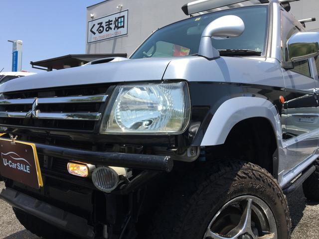 リミテッドエディションVR リフトアップ 切り替え式4WD ターボ ルーフキャリア 車検R5年2月4日(36枚目)