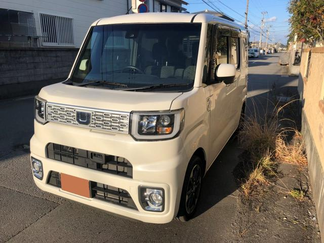 「ダイハツ」「ウェイク」「コンパクトカー」「徳島県」の中古車2