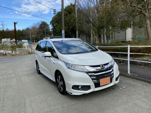 「ホンダ」「オデッセイ」「ミニバン・ワンボックス」「徳島県」の中古車2
