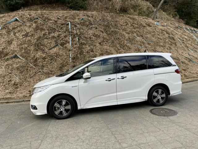 「ホンダ」「オデッセイ」「ミニバン・ワンボックス」「徳島県」の中古車9