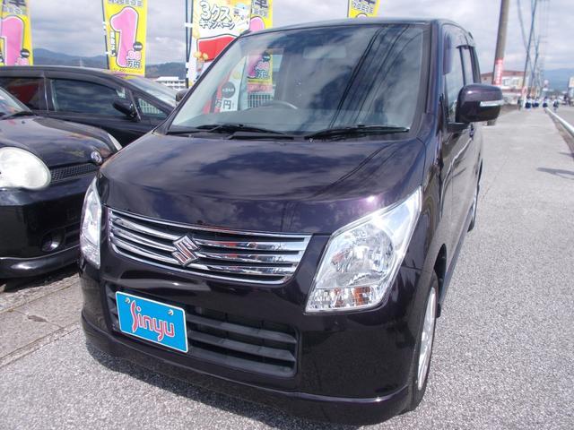 「スズキ」「ワゴンR」「コンパクトカー」「高知県」の中古車75