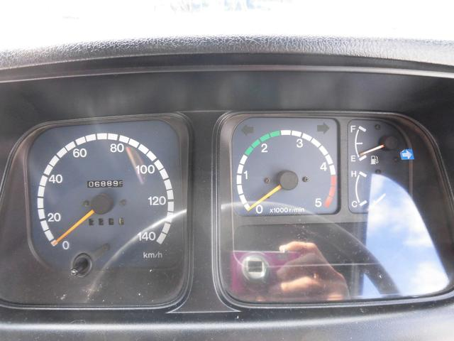Wキャブワイドロー 5速MT ディーゼル(16枚目)