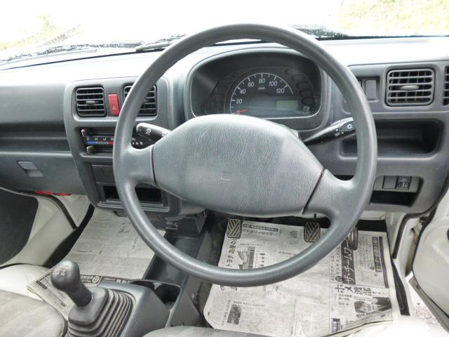 スズキ キャリイトラック 農繁 4WD デフロック 5速MT