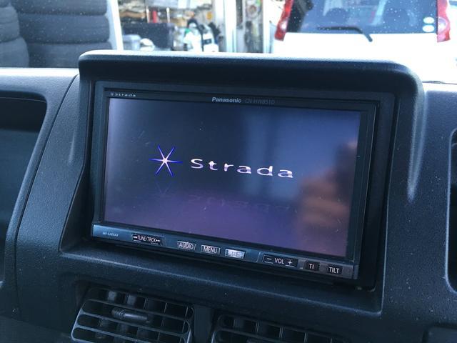 ホンダ アクティトラック SDX 5速MT 4WD ナビTV 作業灯 キーレス