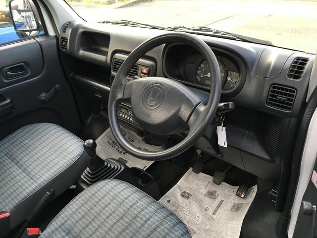 ホンダ アクティトラック SDX 5速MT 4WD 作業灯付き
