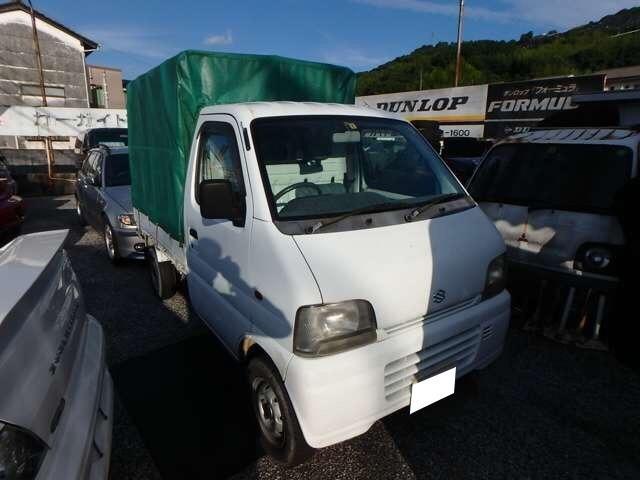 「スズキ」「キャリイトラック」「トラック」「高知県」の中古車2