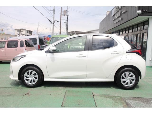「トヨタ」「ヤリス」「コンパクトカー」「高知県」の中古車5