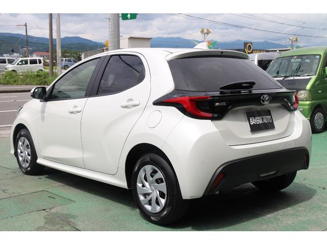 「トヨタ」「ヤリス」「コンパクトカー」「高知県」の中古車8