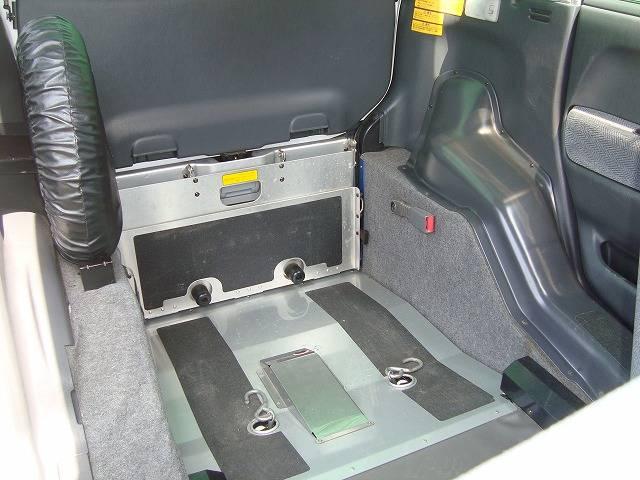スローパー 福祉車両 車椅子移動車(14枚目)