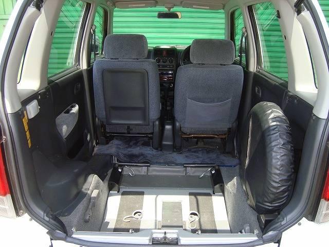 スローパー 福祉車両 車椅子移動車(18枚目)