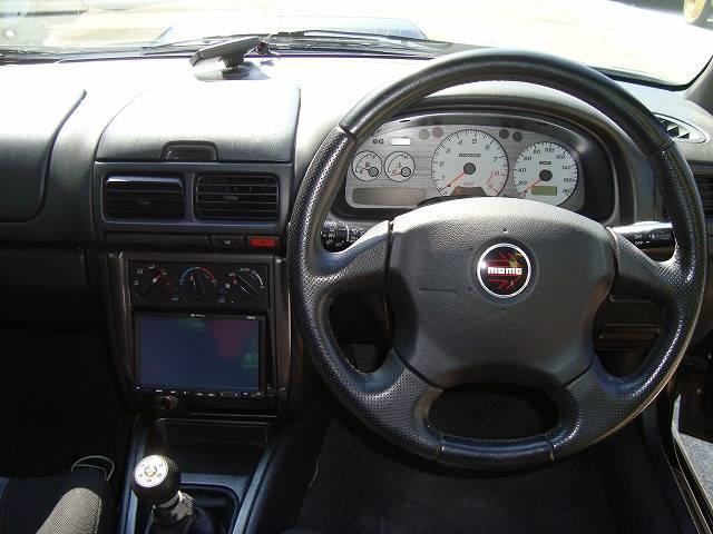 スバル インプレッサスポーツワゴン WRX STiバージョンIV
