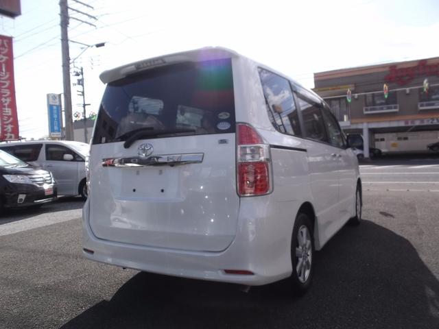 トヨタ ノア S Gエディション メモリーナビ