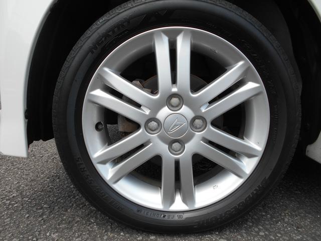 純正アルミ。タイヤ4本新品交換します!