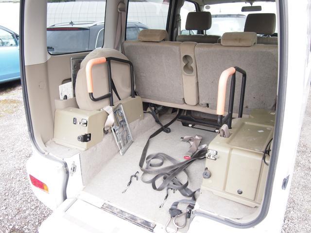 スローパー 福祉車両 キーレス AT(6枚目)