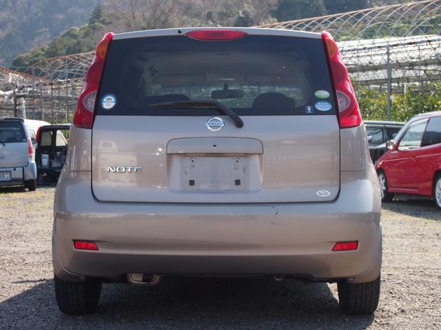 日産ノート入庫しました!ナビ スマートキーコンパクトで運転しやすいお車です!お気軽にお問合せ下さい!