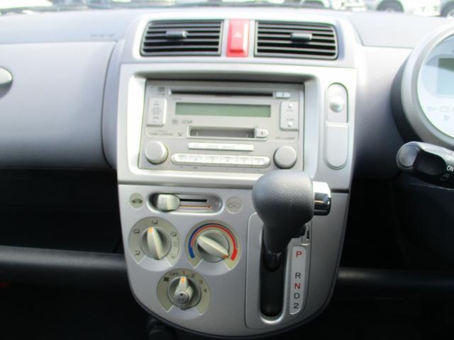 Fマルチインフォメーション ワンオーナー車 CD キーレス(10枚目)