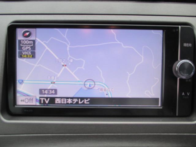 トヨタ プリウス Sツーリングセレクション TRDエアロ フルセグ 17AW