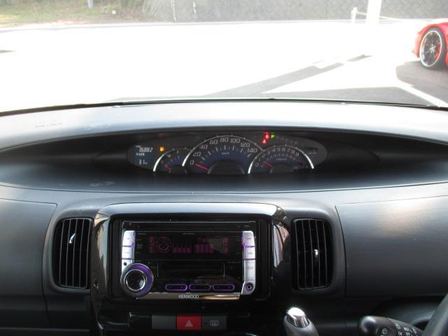 ダイハツ タント カスタムX後期 片側電動スライド タイヤ4本新品 HID
