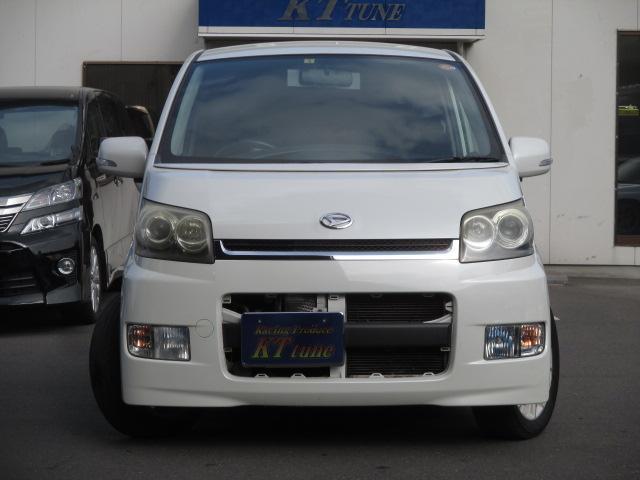 カスタム RS 車高調 社外15インチアルミ ETC(2枚目)