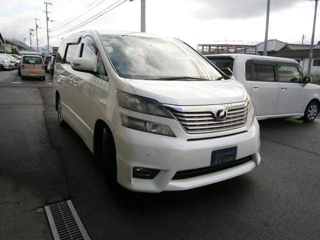 「トヨタ」「ヴェルファイア」「ミニバン・ワンボックス」「香川県」の中古車5