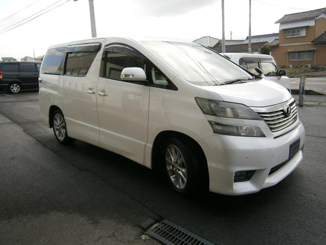 「トヨタ」「ヴェルファイア」「ミニバン・ワンボックス」「香川県」の中古車6
