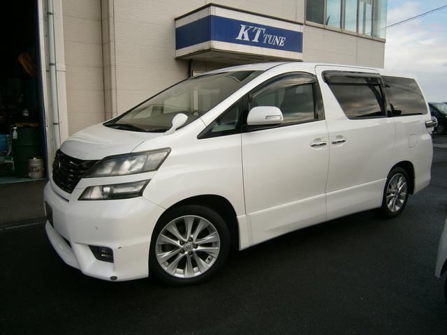 「トヨタ」「ヴェルファイア」「ミニバン・ワンボックス」「香川県」の中古車7
