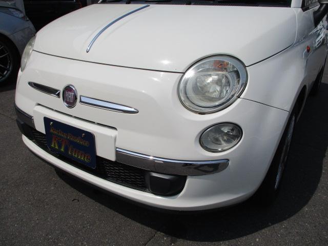 「フィアット」「フィアット 500」「コンパクトカー」「香川県」の中古車42