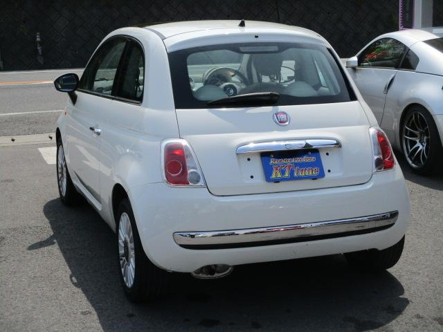 「フィアット」「フィアット 500」「コンパクトカー」「香川県」の中古車64