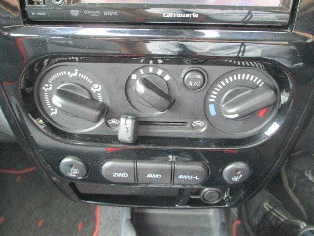 クロスアドベンチャー 4WD 社外デッキ エアコン キーレス(16枚目)