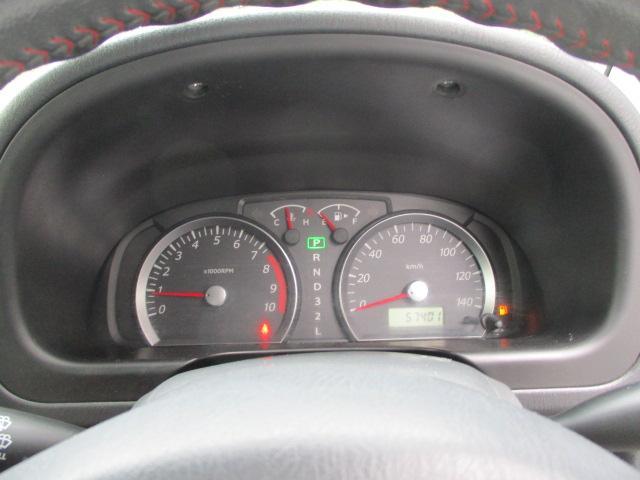 クロスアドベンチャー 4WD 社外デッキ エアコン キーレス(18枚目)