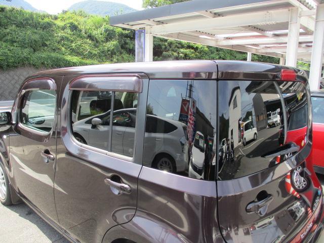 「日産」「キューブ」「ミニバン・ワンボックス」「香川県」の中古車45