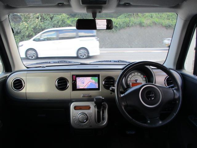 XL 社外DVDナビ ワンセグ シートヒーター フルオートエアコン 革巻きパワステ スマートキー ベンチシート アイドリングストップ(12枚目)