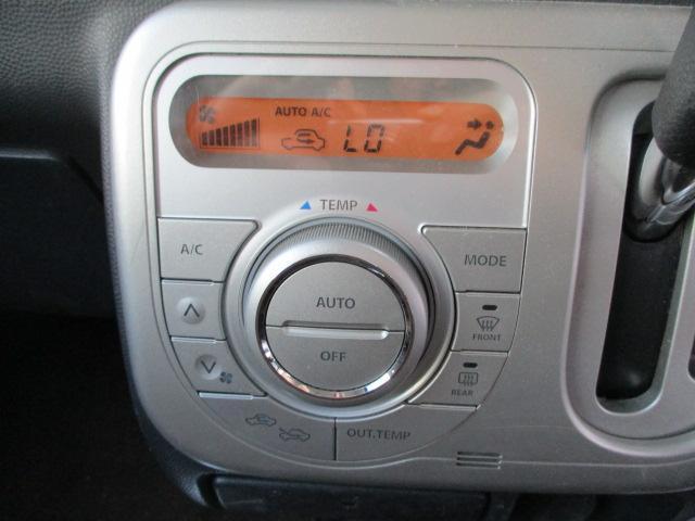 XL 社外DVDナビ ワンセグ シートヒーター フルオートエアコン 革巻きパワステ スマートキー ベンチシート アイドリングストップ(16枚目)