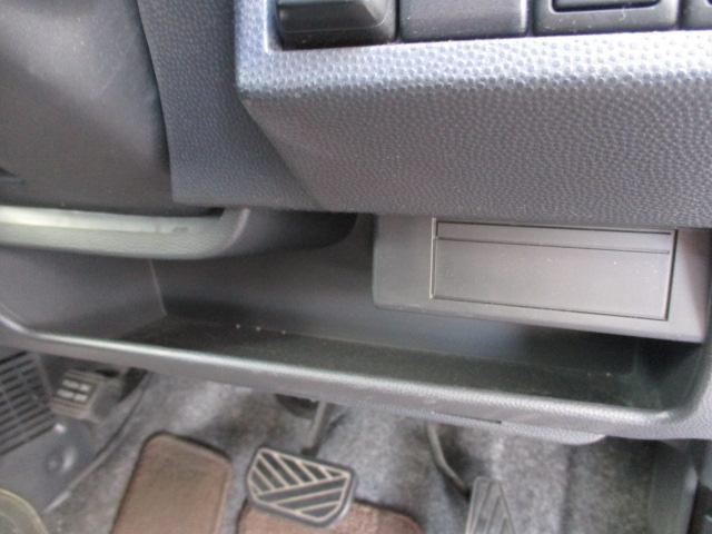 XL 社外DVDナビ ワンセグ シートヒーター フルオートエアコン 革巻きパワステ スマートキー ベンチシート アイドリングストップ(30枚目)