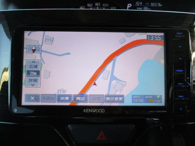 カスタムRS トップエディションSAII 両側Pスライド 社外ナビ フルセグ バックカメラ ETC LED スマアシII フルオートエアコン 社外15AW スマートキー アイドリングストップ 社外レーダー(17枚目)